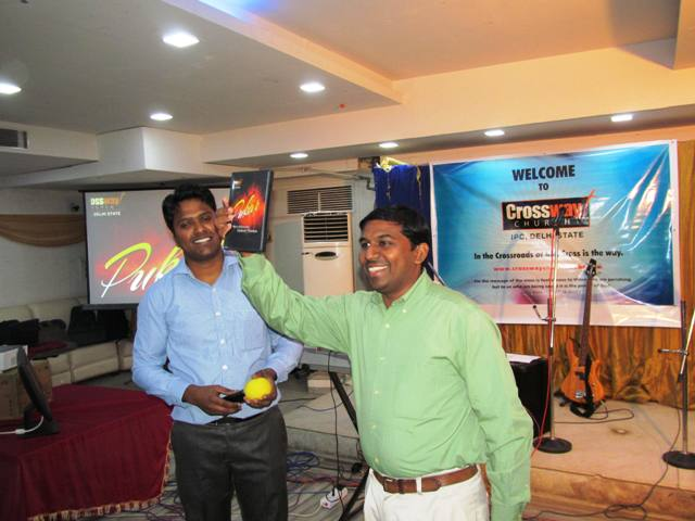 Releasing the Pukar CD